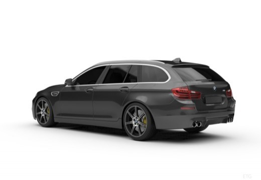 BMW Seria 5 Touring F11 II kombi tylny lewy