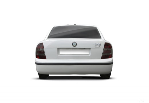 SKODA Superb I sedan tylny