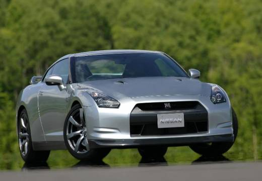 NISSAN GT-R Black Edition Coupe I 3.8 480KM (benzyna)