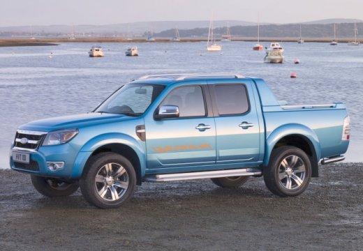 FORD Ranger III pickup niebieski jasny przedni lewy