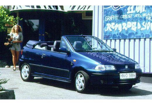 FIAT Punto kabriolet przedni prawy