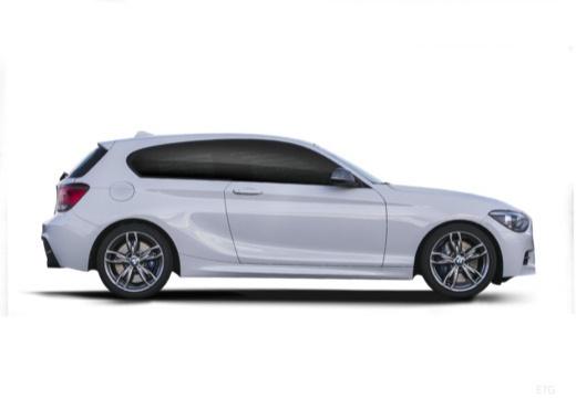 BMW Seria 1 F21 I hatchback boczny prawy