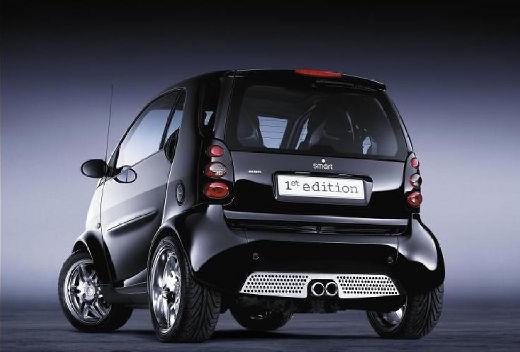 SMART pure Coupe city/ 0.6 55KM (benzyna)