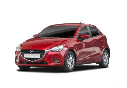 MAZDA 2 1.5 Skypassion aut Hatchback IV 90KM (benzyna)