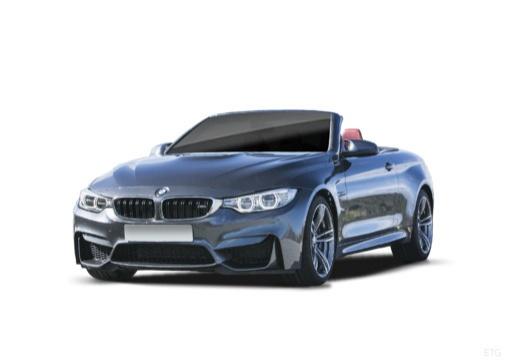 BMW Seria 4 Cabrio F33 kabriolet przedni lewy