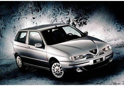 ALFA ROMEO 145 I hatchback silver grey przedni prawy