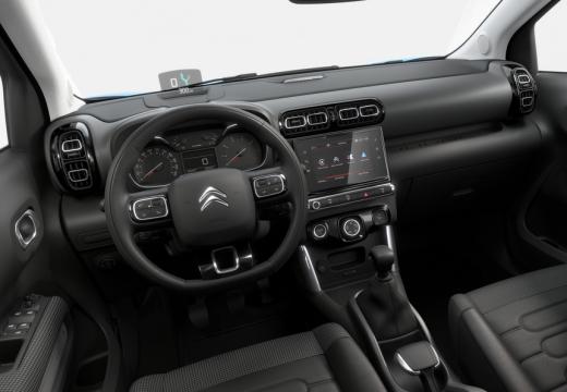 CITROEN C3 Aircross hatchback tablica rozdzielcza