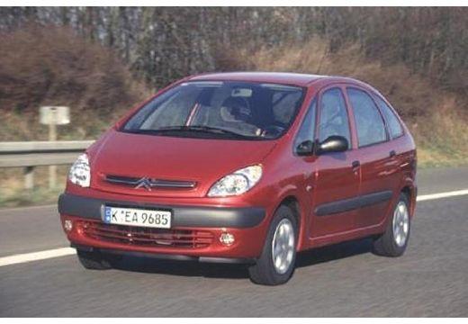 CITROEN Xsara Picasso 1.6 HDI SX Pack Kombi II 110KM (diesel)