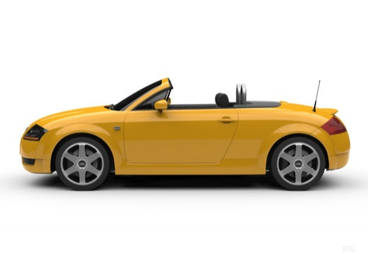 AUDI TT Coupe 8N roadster boczny lewy