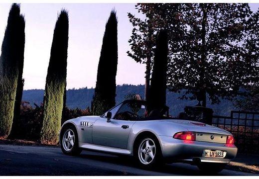 BMW Z3 E36/7 roadster silver grey tylny lewy