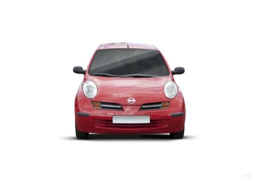 NISSAN Micra V hatchback przedni