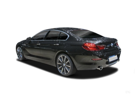 BMW Seria 6 Gran Coupe F06 II sedan tylny lewy