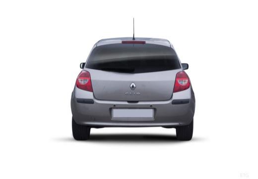 RENAULT Clio III I hatchback tylny