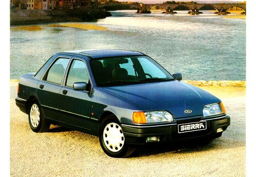 FORD Sierra 2.0 CL Sedan 120KM (benzyna)