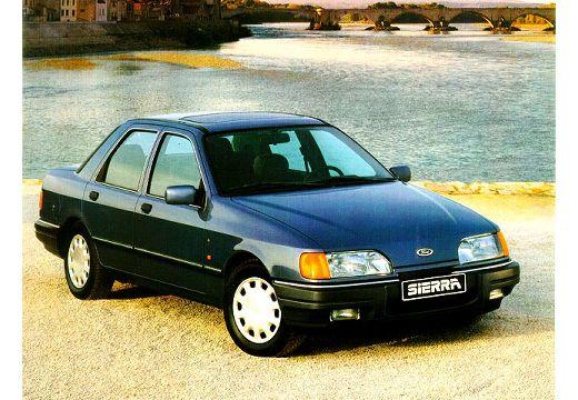 FORD Sierra 1.6 CLX Sedan 73KM (benzyna)
