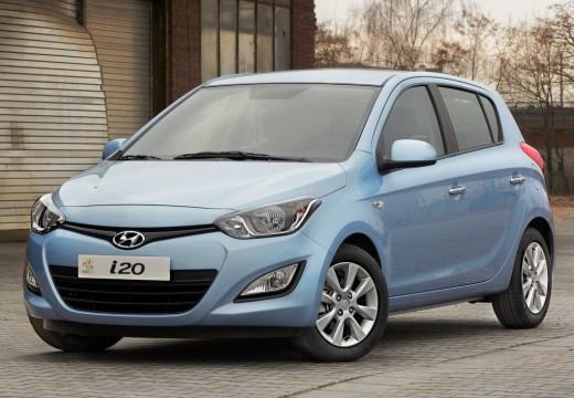 HYUNDAI i20 1.4 Wersja Jubileuszowa Hatchback II 100KM (benzyna)