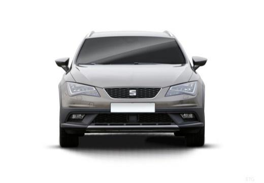 SEAT Leon X-Perience I kombi przedni