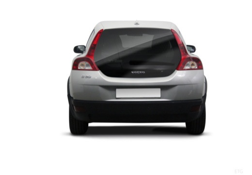 VOLVO C30 I hatchback tylny