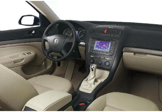 SKODA Octavia Hatchback II I