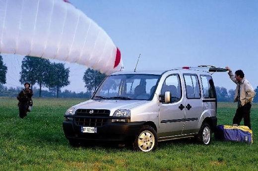 FIAT Doblo 1.9 D Actual / SX Kombi I 2.0 63KM (diesel)