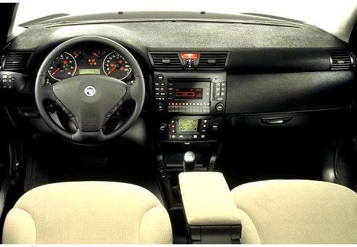 FIAT Stilo II hatchback tablica rozdzielcza