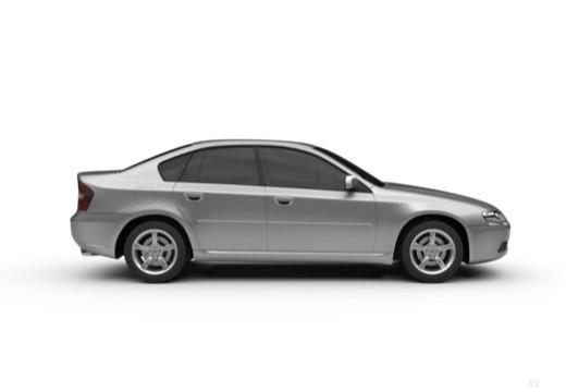 SUBARU Legacy VI sedan boczny prawy