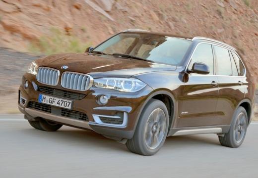 BMW X5 X 5 F15 kombi brązowy przedni lewy