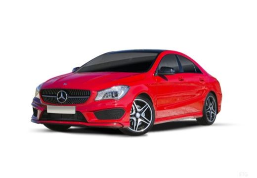 MERCEDES-BENZ AMG CLA 45 4-Matic Sedan I 2.0 381KM (benzyna)