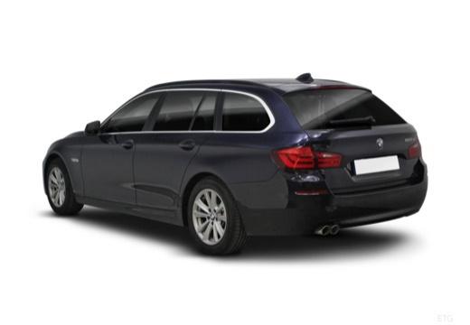 BMW Seria 5 Touring F11 I kombi tylny lewy