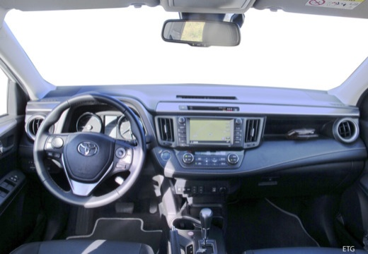 Toyota RAV4 VII kombi tablica rozdzielcza
