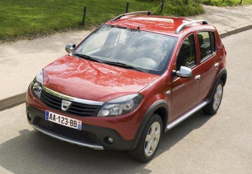 DACIA Sandero Stepway2 1.6 Hatchback I 85KM (benzyna)