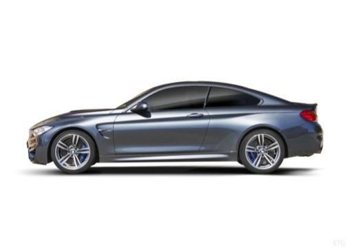 BMW Seria 4 F32 coupe boczny lewy