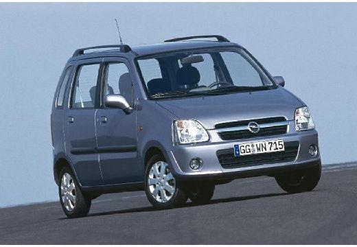 OPEL Agila 1.0 Start Hatchback II 60KM (benzyna)