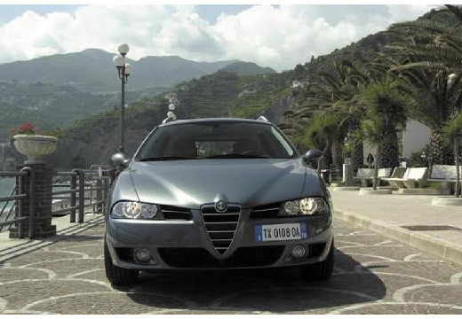 ALFA ROMEO 156 1.9 JTD Impression Kombi Sportwagon III 2.0 115KM (diesel)