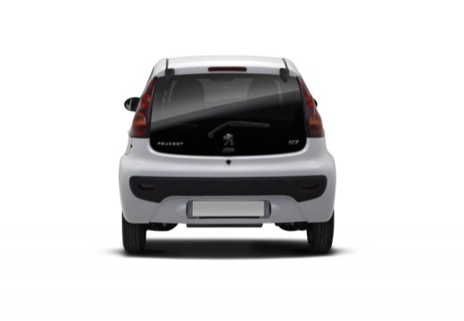 PEUGEOT 107 III hatchback tylny