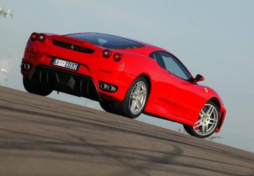 FERRARI 430 coupe czerwony jasny tylny prawy