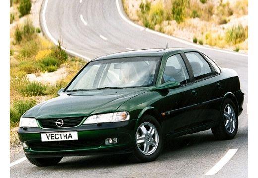OPEL Vectra B I sedan zielony przedni lewy