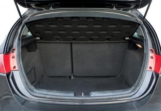 SEAT Leon II hatchback przestrzeń załadunkowa