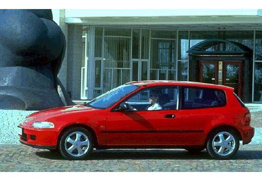 HONDA Civic Hatchback II