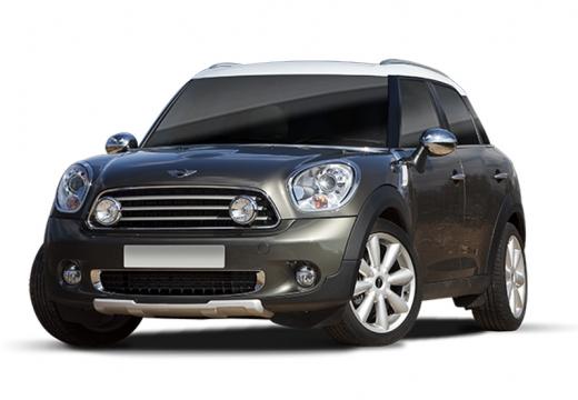 MINI [BMW] Mini MINI Countryman kombi szary ciemny