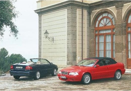 VOLVO C70 Cabrio I kabriolet przedni lewy
