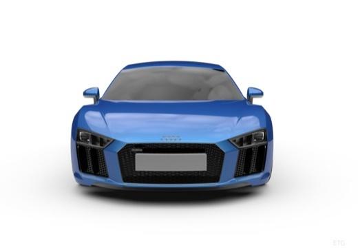 AUDI R8 coupe przedni