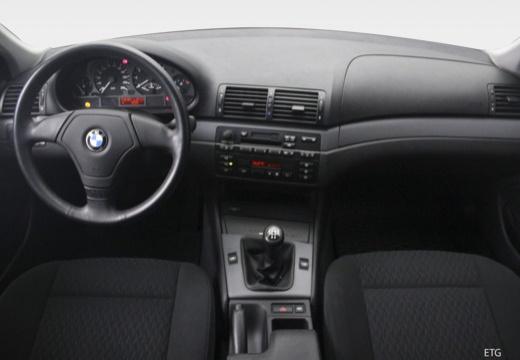 BMW Seria 3 E46 sedan tablica rozdzielcza