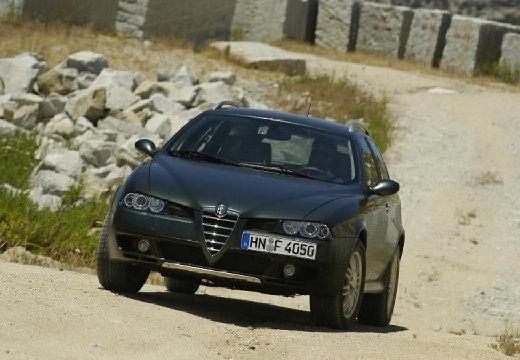 ALFA ROMEO 156 Kombi Crosswagon Q4