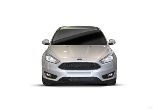 FORD Focus VI hatchback przedni