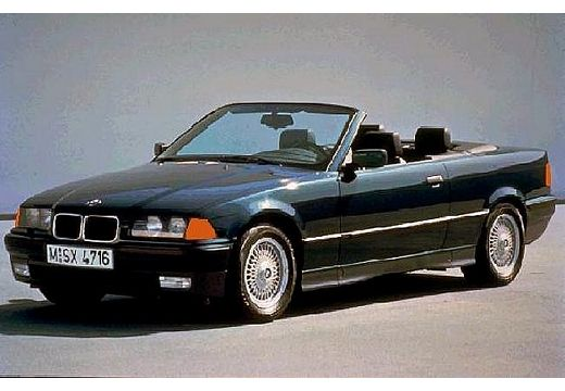 bmw 325i cabriolet kabriolet e36 2 5 192km 1993. Black Bedroom Furniture Sets. Home Design Ideas