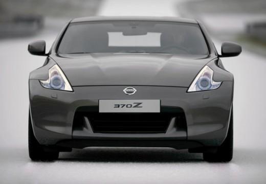 NISSAN 370 Z I coupe silver grey przedni