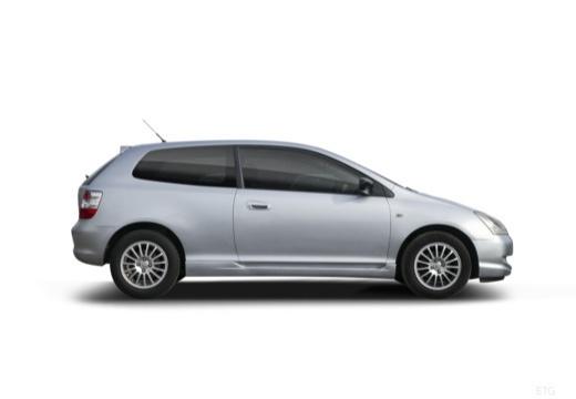 HONDA Civic V hatchback boczny prawy