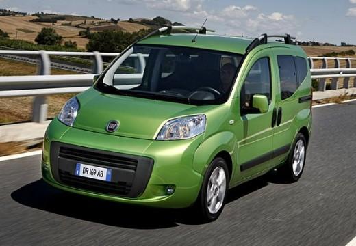 FIAT Fiorino Qubo kombi zielony przedni lewy