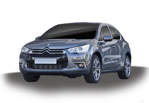 CITROEN DS4 2.0 BlueHDi SportChic SS Hatchback I 150KM (diesel)
